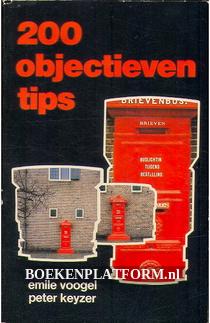 200 objectieventips