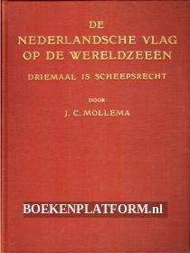 De Nederlandse vlag op de wereldzeeën