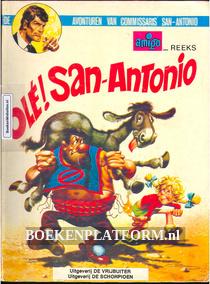 Commissaris San-Antonio, Ole! San-Antonio