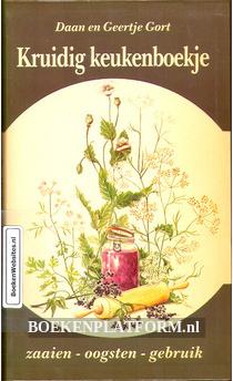 Kruidig keukenboekje