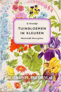 Tuinbloemen in kleuren