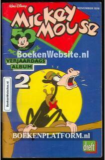 Mickey Mouse 50 jaar, Verjaardags album 2
