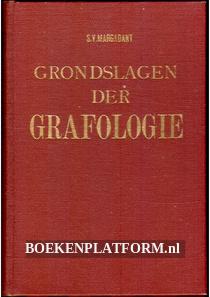 Grondslagen der Grafologie