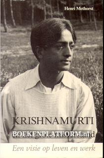 Krishnamurti en het grote misverstand