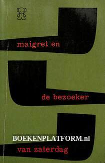 0679 Maigret en de bezoeker van zaterdag