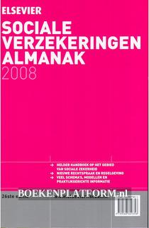 Sociale verzekeringen almanak 2008