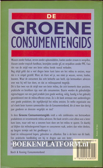 De groene consumentengids