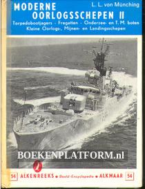 Moderne oorlogsschepen II