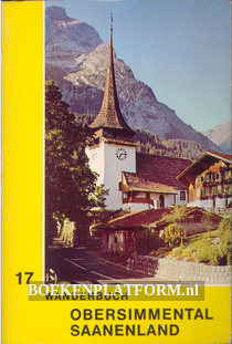 Wanderbuch Obersimmental Saanenland