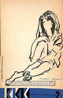 Kroniek van kunst en kultuur 1962-02