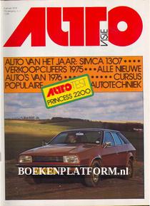 Autovisie 1976 Complete jaargang