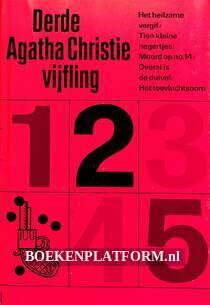 Derde Agatha Christie Vijfling
