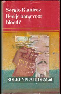 Ben je bang voor bloed?