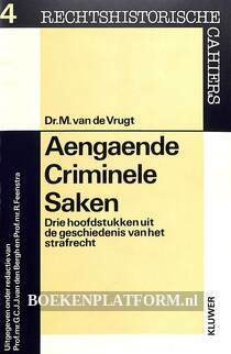 Aengaende Criminele Saken