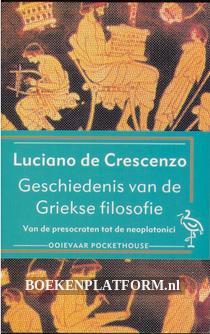 De geschiedenis van de Griekse filosofie