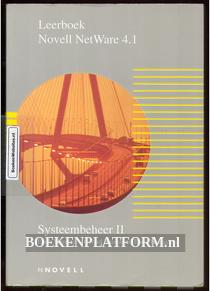 Leerboek Novell NetWare 4.1 Systeembeheer II