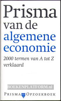 Prisma van de algemene economie