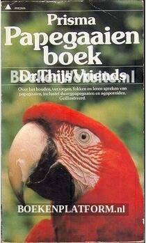 1813 Prisma Papegaaienboek