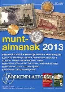 Munt-almanak 2013