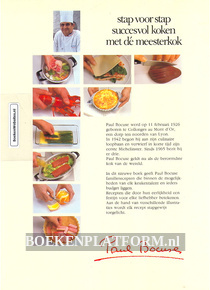 Koken met Paul Bocuse