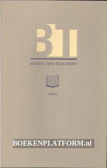 Benedictijns tijdschrift 2002/2