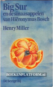 Big Sur en de sinaasappelen van Hieronymus Bosch