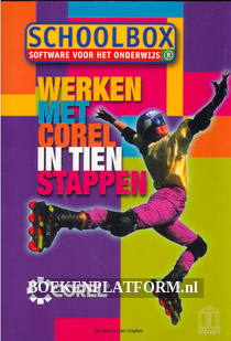 Schoolbox, Werken met Corel in tien stappen