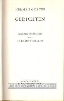 Keuze uit de gedichten van Herman Gorter