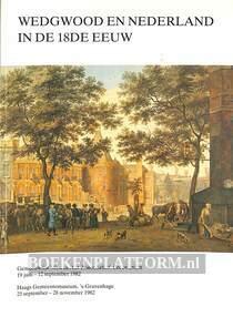 Wedgwood en Nederland in de 18e eeuw