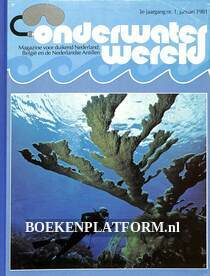 Ingebonden jaargang Onderwaterwereld 1981