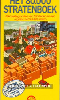 Het 80.000 stratenboek
