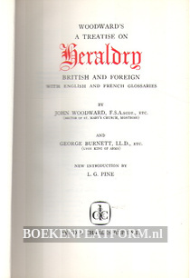 Woodward's A Treatise on Heraldry