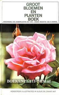 Groot Bloemen en Plantenboek