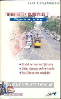 Theorieboek rijbewijs B, slagen in het verkeer