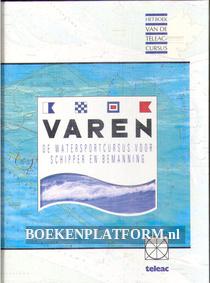 Varen, de watersportcursus voor schipper en bemanning
