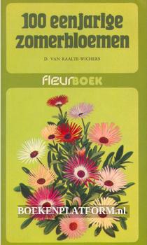 100 eenjarige zomerbloemen