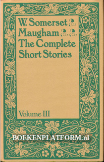 The Complete Short Stories of W