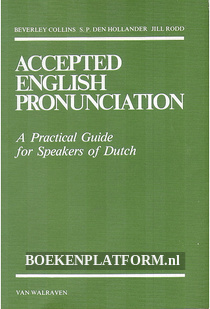 Accepted English Pronunciation