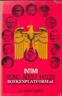 Intimi rond Adolf Hitler, een sinister gezelschap