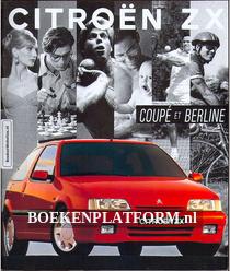 Citroen ZX Coupe et Berline 1992 brochure