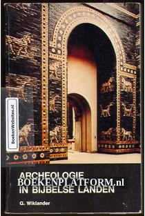 Archeologie in bijbelse landen
