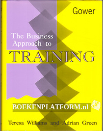 The Business Approach to Training
