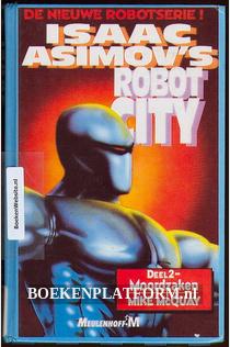 Robot City deel 2 Moordzaken