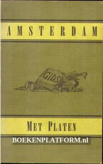 Amsterdam gids met platen