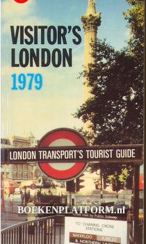 Visitor's London 1979