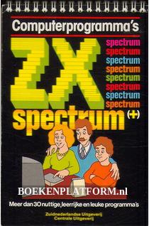 Computerprogramma's ZX Spectrum (+)