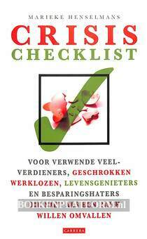 Crisis checklist