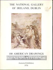 100 American Drawings