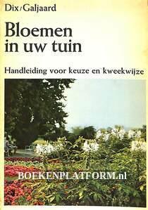 Bloemen in uw tuin