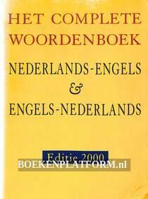 Het complete woordenboek Nederlands- Engels & E-N